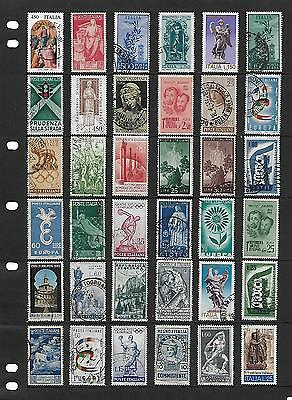 ITALY stamp selection.(ref.425)