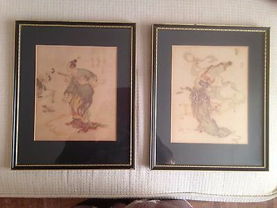 Two lovely Japanese prints!