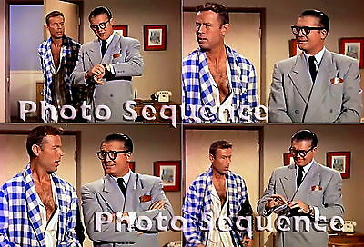 SUPERMAN GEORGE REEVES Charles Maxwell PHOTO Sequence