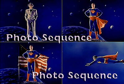 SUPERMAN GEORGE REEVES PHOTO Sequence #02
