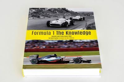 Formula 1 The Knowledge - Book of Records & Trivia of Formula One F1 Since 1950