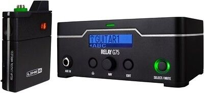 line 6 relay g70 guitar pedalboard wireless system w extras works perfectly picclick ca. Black Bedroom Furniture Sets. Home Design Ideas
