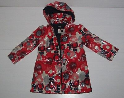 Marks and Spencer M&S Autograph Girl Jacket Raincoat size 4 Years