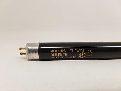 PHILIPS TL 8W/08 BLB F8 T5 Hg Black Light Blue