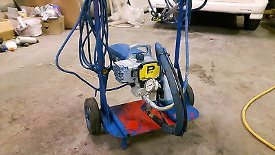 WAGNER PRO SPRAY AIRLESS PAINT SPRAYER PUMP SYSTEM HEAVY DUTY 3100 psi 110V