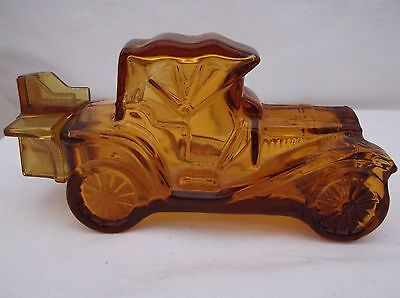 Vintage Collectable Avon Bottle Of A Car