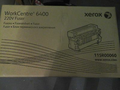 Genuine Xerox Fuser Unit 115R00060 220V Sealed Box VAT Included