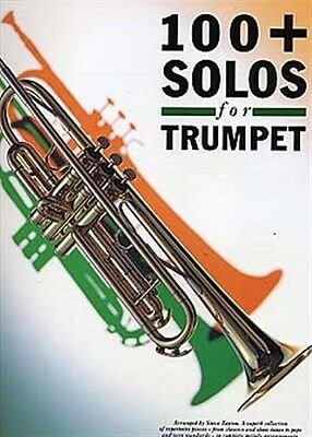 100 Plus Solos For Trumpet. Sheet Music