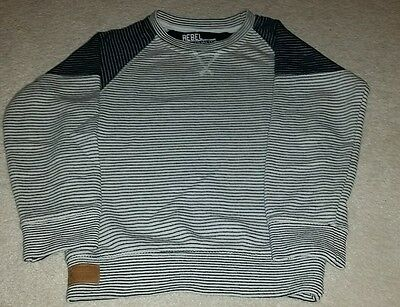 Boys striped jumper Age 6-7 years