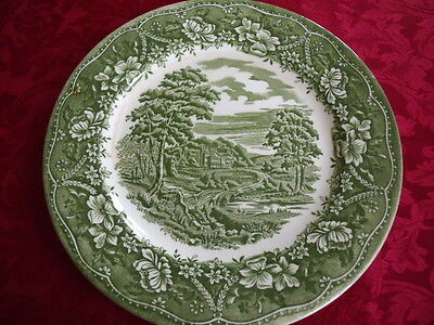 A Lovely Barratts Of Staffordshire Plate