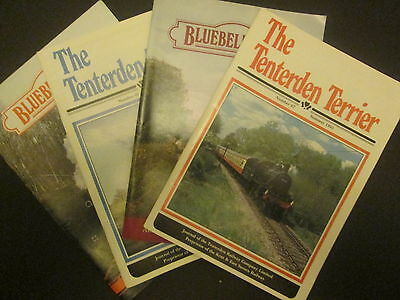 Four Railway Books