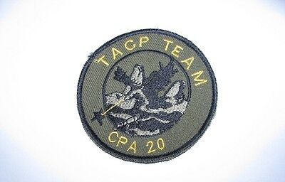 OPEX Afghanistan patch CPA 20 TACP TEAM rond