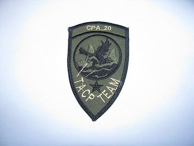 OPEX Afghanistan patch CPA 20 TACP TEAM