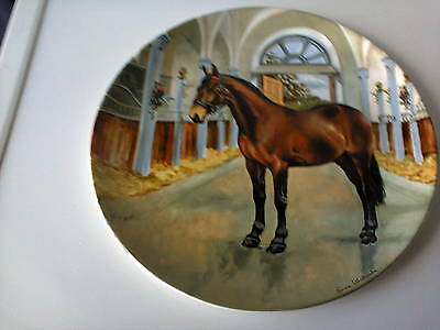 """A Spode 1987 Plate """"the Cleveland Bay"""""""