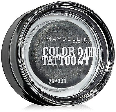Maybelline Colour Tattoo 24 Hour Eye Shadow - 55 Immortal Charcoal