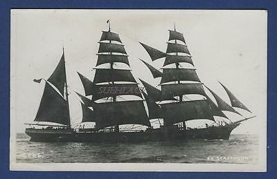 Sailing Ship French Barque Bordes Gers Harland Wolff Queens Island Strathdon