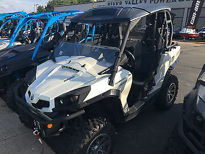 2014 Can Am Commander 1000 Limited Clean Trade Must Go! - Call Or Text Now!