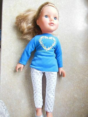 design a friend doll  - chad valley  - lot 2