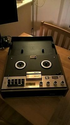Philips 4track recorder N4308 . Excellent condition.  Collectors piece
