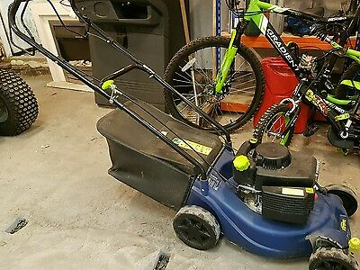 Challange extreme self-propelled garden petrol lawn mower