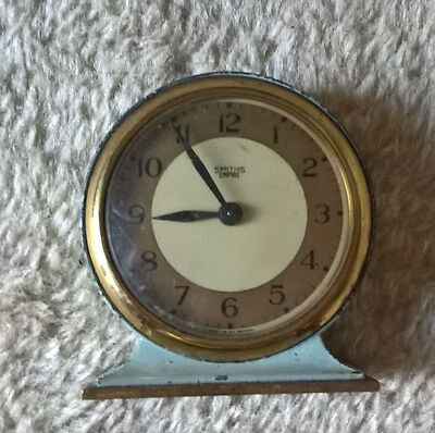 Vintage Smiths clock small