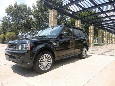 2010 Land Rover Range Rover Sport HSE Sport Utility 4-Door 2010 RANGE ROVER SPORT HSE . NAVIGATION . CAMERA . KEYLESS . EXTRA CLEAN