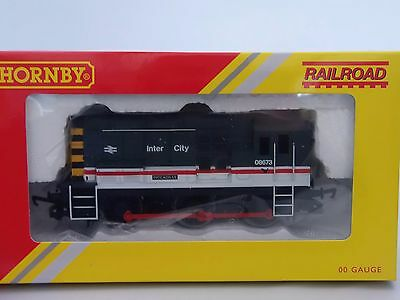 HORNBY R3490 RailRoad BR 0-6-0 '08673' Class 08 Intercity ** SPECIAL OFFER **