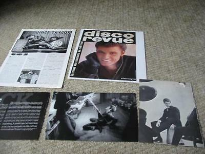 Vince Taylor French  Us Clippings