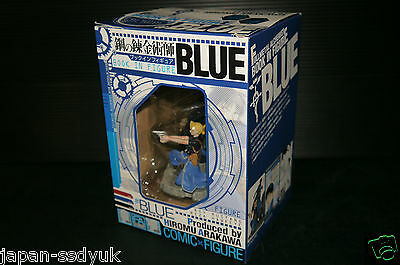 JAPAN Fullmetal Alchemist Book in Figure Blue Hiromu Arakawa