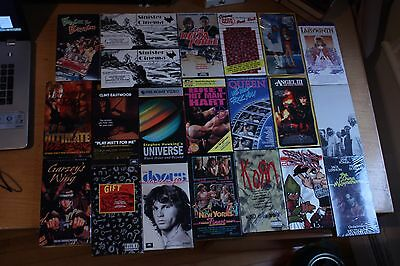 Lot Of Rare VHS