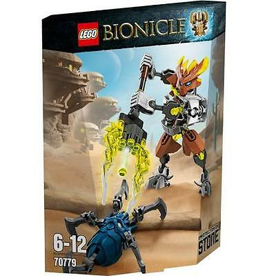 """LEGO Bionicle: Protector of Stone 70779 """" BRAND NEW"""""""