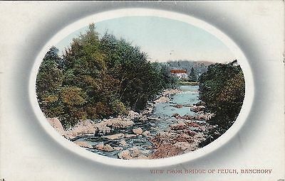 View From Bridge Of Feugh, BANCHORY, Kincardineshire