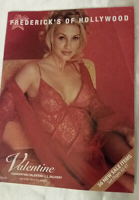 Frederick's of Hollywood 1999 No. 359-108 Catalog Women's Fashion Lingerie