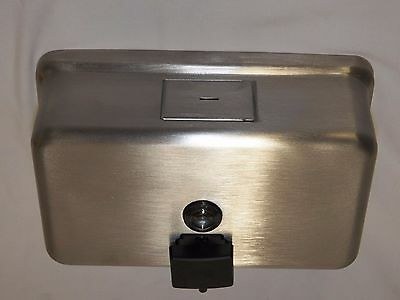 Bobrick B-2112 Stainless Steel Surface-Mounted Soap Dispenser Automatic Bathroom