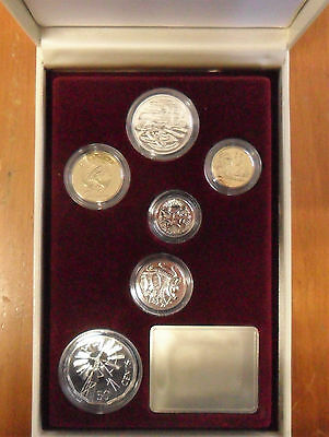 """2002 Australian Wedding Coin Collection: """"Year of the Outback"""