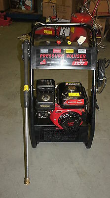 High Pressure Washer Water Cleaner 6.5Hp Petrol On Trolley 2470Psi * Demo Sell
