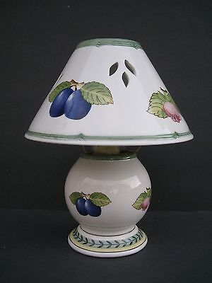 Villeroy & Boch French Garden Ceramic Candle Lamp