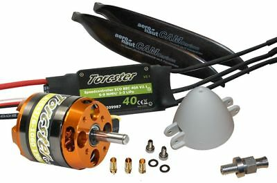 Torcster - Antriebsset Easyglider pro extreme tuning 3s