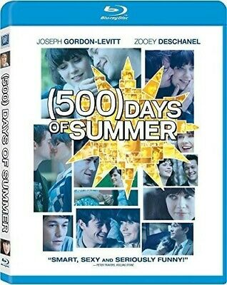 500 Days of Summer [New Blu-ray] Pan & Scan