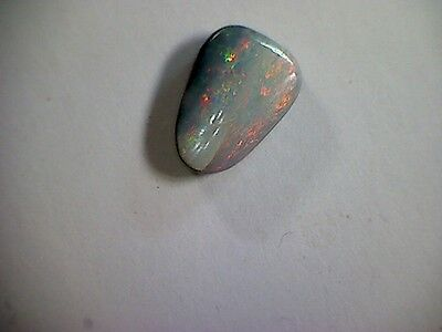 4.1ct full face Quilpie boulder opal - freeform