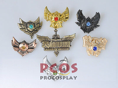 League of Legends (Lol) Glory Badges for Cosplay mp001600
