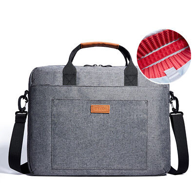 17.3'' Laptop Messenger Bag Shoulder Bag Briefcase Handle Case for Alienware Mac