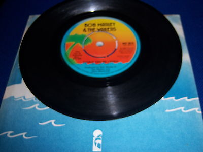 "Bob Marley & The Wailers(7"")Could You Be Loved B/w One Drop-1980-Island-Wip 6610"