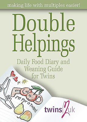 Double Helpings - Twins Weaning & Feeding Guide (6m+)