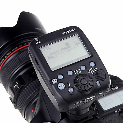 Yongnuo YN-E3-RT Trigger Speedlite Transmitter for Canon 600EX-RT(II) 686EX-RT