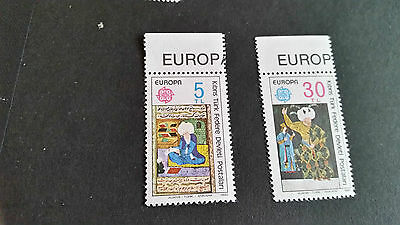 Turkish Cyprus 1980 Sg Europa. Mnh