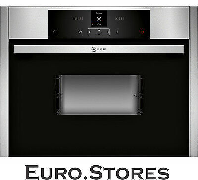 Neff C15DR02N0 Built In Compact Steam Oven Stainless Steel 38L Genuine NEW