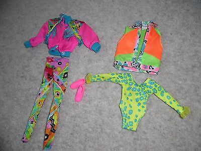 Original vintage Barbie clothes and accessories