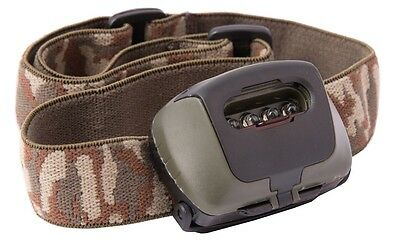 Military LED Head Lamp/Head Torch With Red Filter Army Cadets Camping Festivals