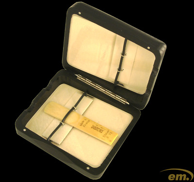 clarinet reed case for 6 reeds